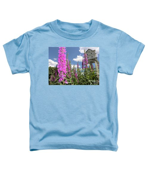 Inspiring Peace - Signed Toddler T-Shirt