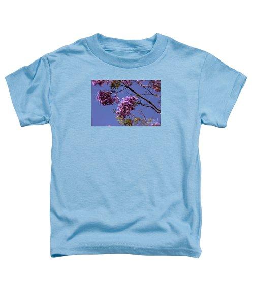 Jacaranda Blooms Toddler T-Shirt