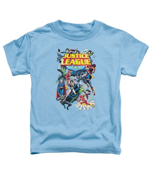 Jla - League A Plenty Toddler T-Shirt