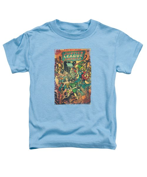 Jla - No 212 Vintage Toddler T-Shirt