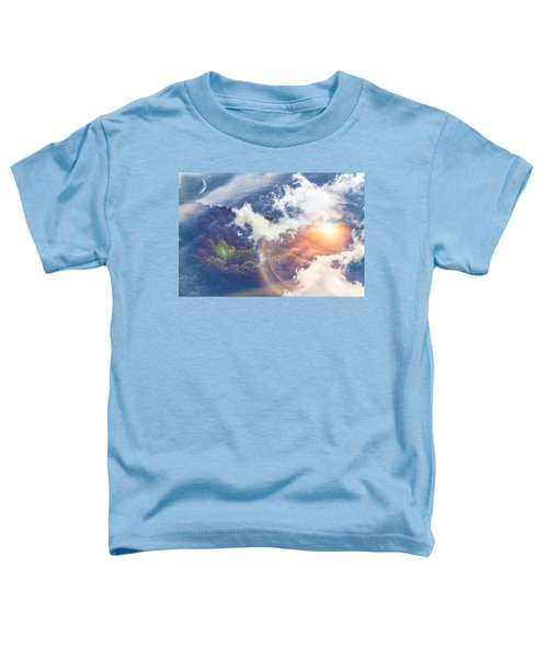 Journey To Another Dimension Toddler T-Shirt