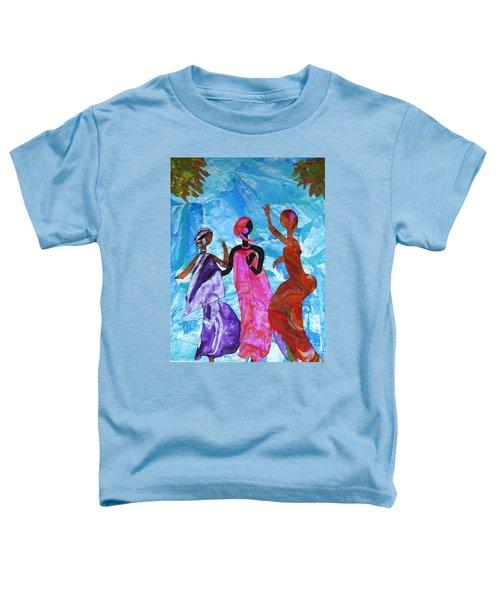 Joyful Celebration Toddler T-Shirt