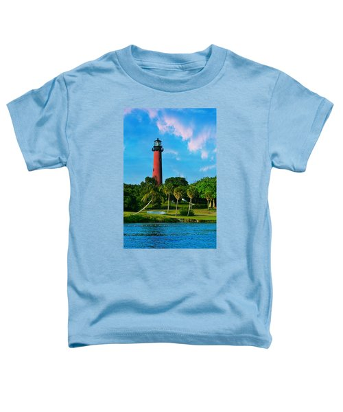 Jupiter Florida Lighthouse Toddler T-Shirt