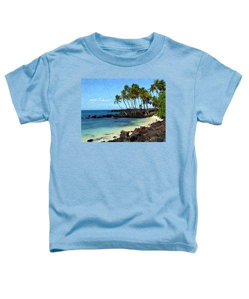 Kekaha Kai II Toddler T-Shirt