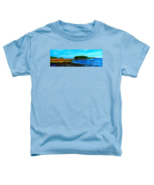 Kennebunkport  Vaughn Island  Toddler T-Shirt