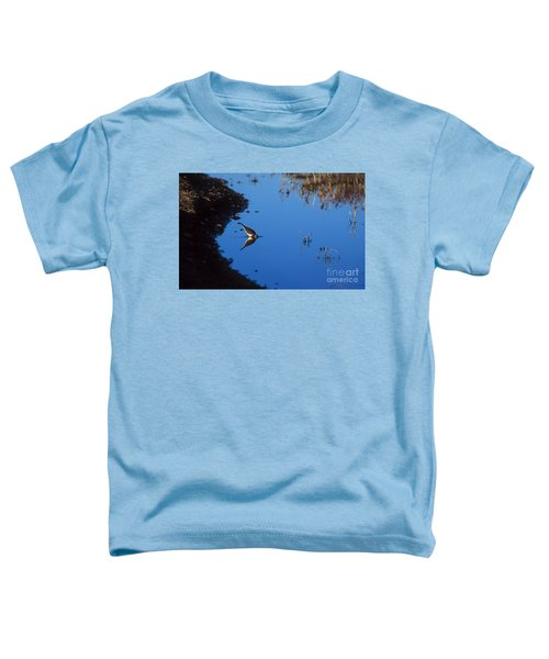 Killdeer Toddler T-Shirt by Steven Ralser