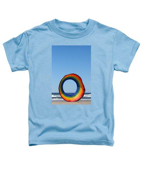 Kite And Dog Toddler T-Shirt