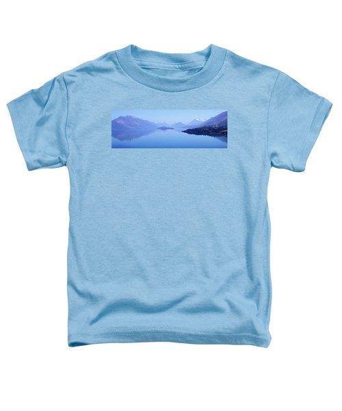 Lake Glenorchy New Zealand Toddler T-Shirt