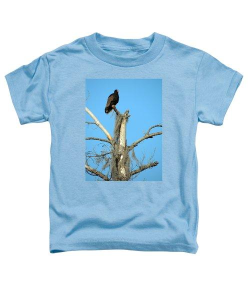 Larry Buzzard Vulture Toddler T-Shirt