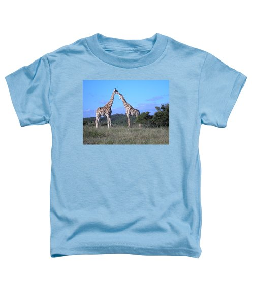 Lovers On Safari Toddler T-Shirt
