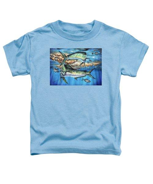 Magical Mahi Mahi Sargassum Toddler T-Shirt