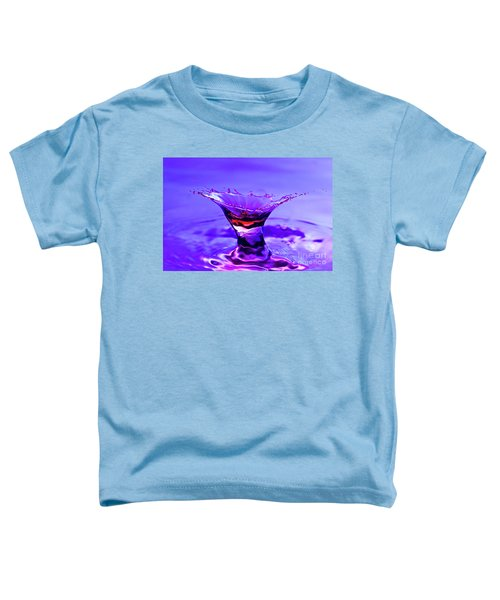 Martini Splash Toddler T-Shirt