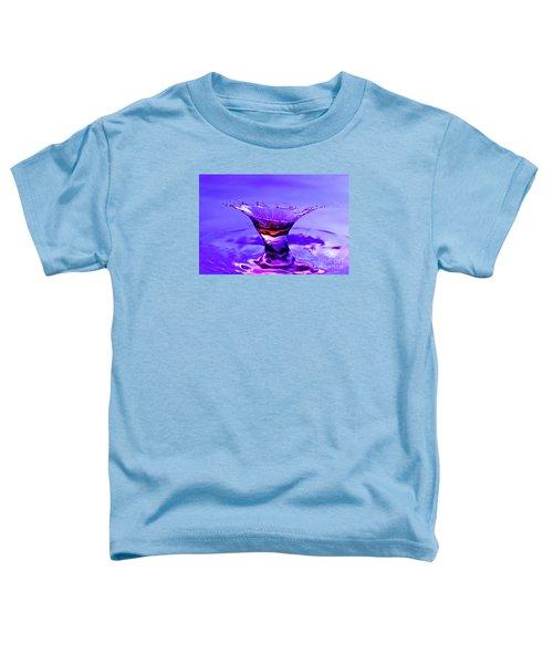 Martini Splash Toddler T-Shirt