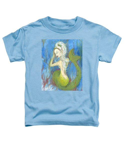 Mazzy The Mermaid Princess Toddler T-Shirt