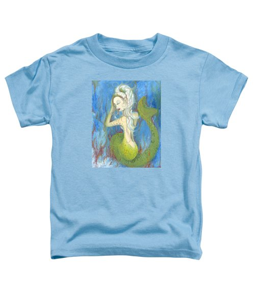 Mazzy The Mermaid Princess Toddler T-Shirt