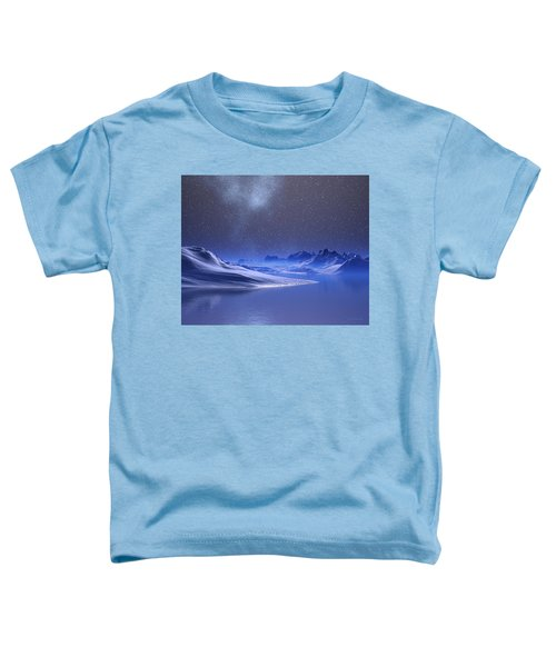 Midnight Snow Toddler T-Shirt