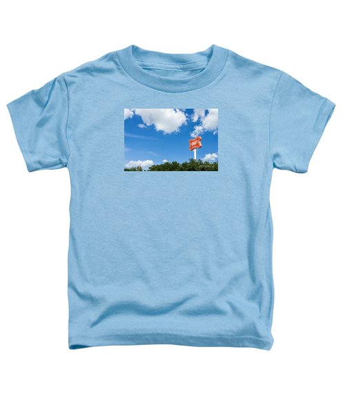 Miller Brewery Sign Toddler T-Shirt