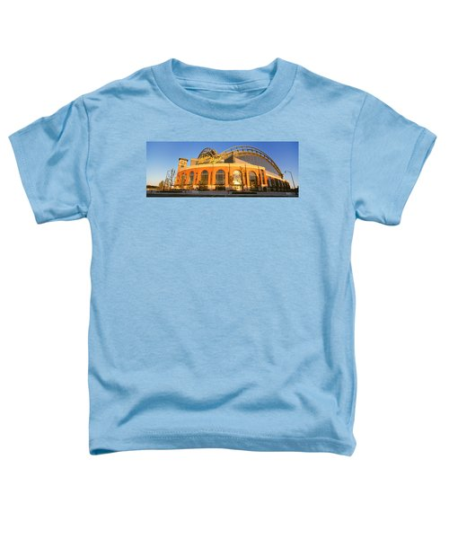 Miller Park Milwaukee Wi Toddler T-Shirt