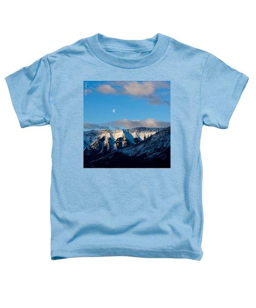 Morning In Mountains Toddler T-Shirt