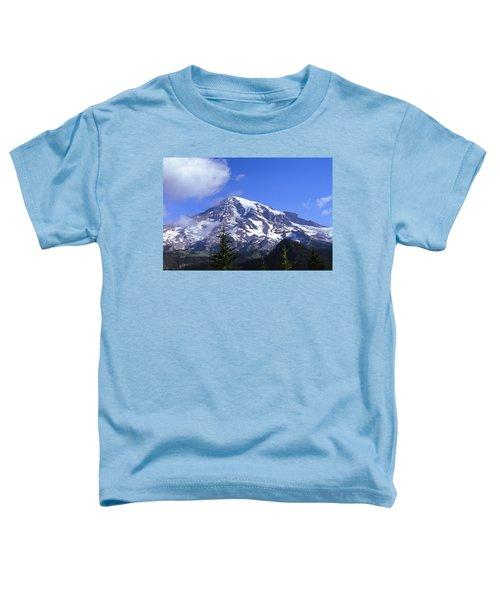 Mt. Rainier Toddler T-Shirt