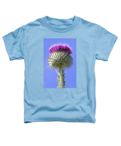 National Flower Of Scotland Toddler T-Shirt