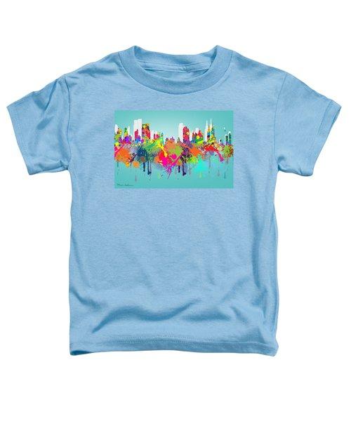 New York 7 Toddler T-Shirt