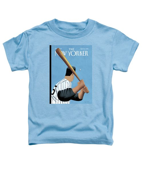 New Yorker April 12th, 1999 Toddler T-Shirt