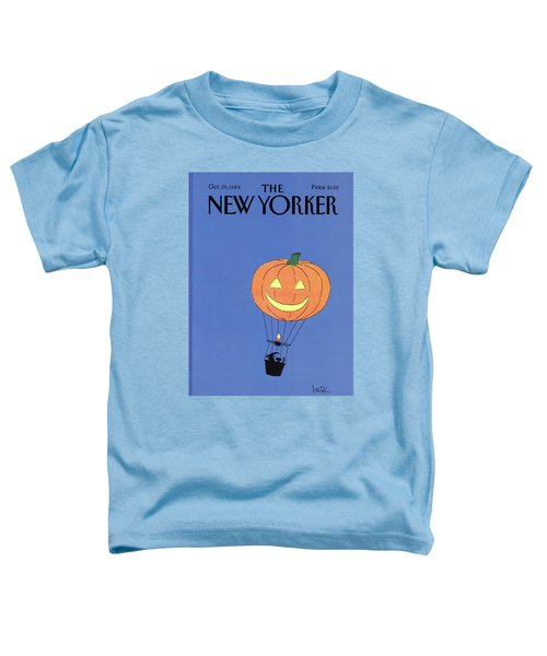 New Yorker October 29th, 1984 Toddler T-Shirt