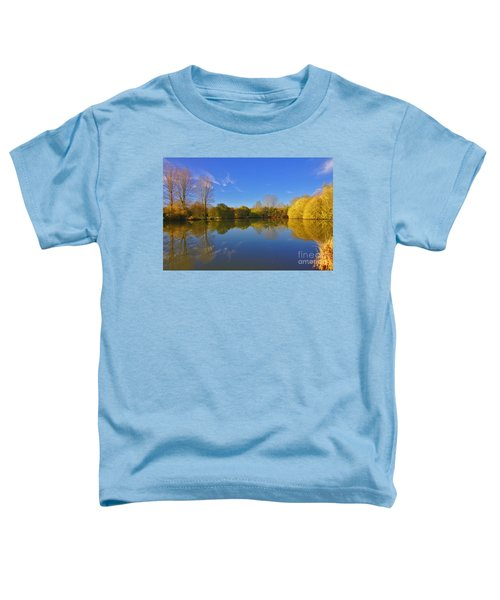November Lake 1 Toddler T-Shirt