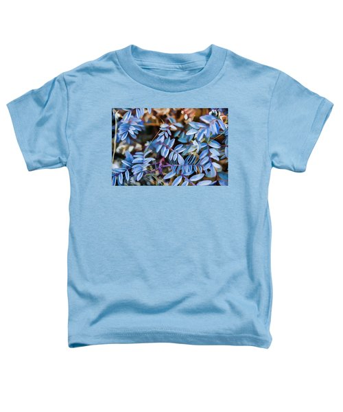 Now Thats Blue Toddler T-Shirt