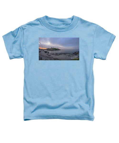 Nubble Lighthouse Toddler T-Shirt
