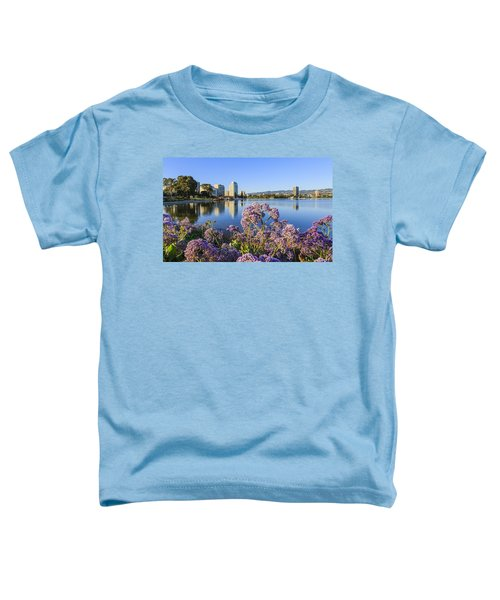 Oakland San Francisco Toddler T-Shirt