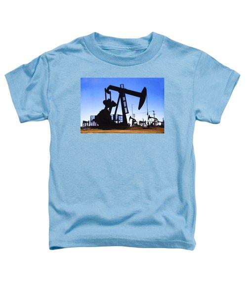 Oil Fields Toddler T-Shirt