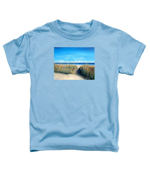 Pathway To Peace Toddler T-Shirt