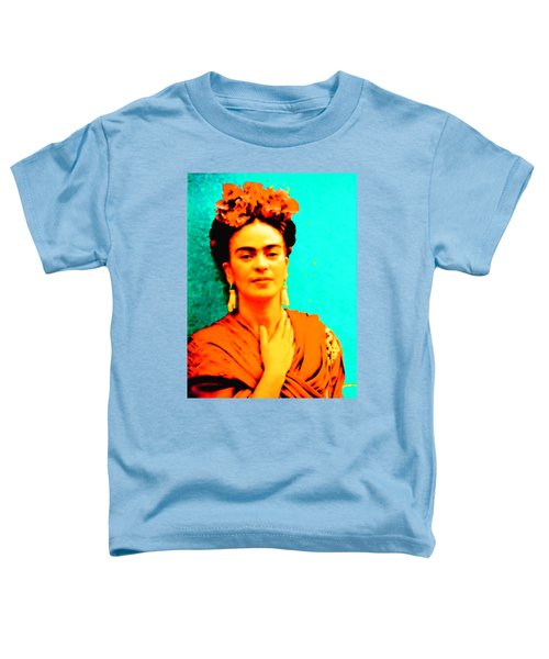 Orange You Glad It Is Frida Toddler T-Shirt