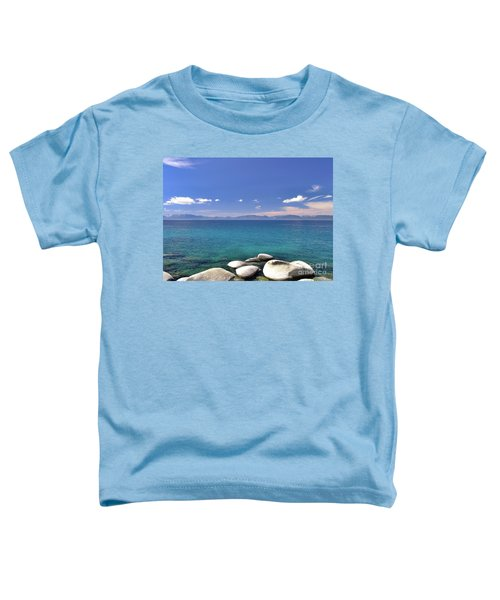 Peace - Lake Tahoe Toddler T-Shirt