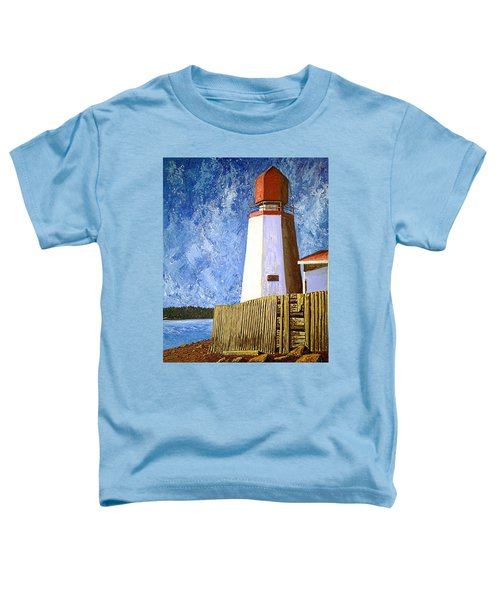 Pendlebury Lighthouse Toddler T-Shirt