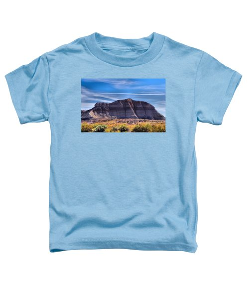 Petrified Forest Landscape Toddler T-Shirt