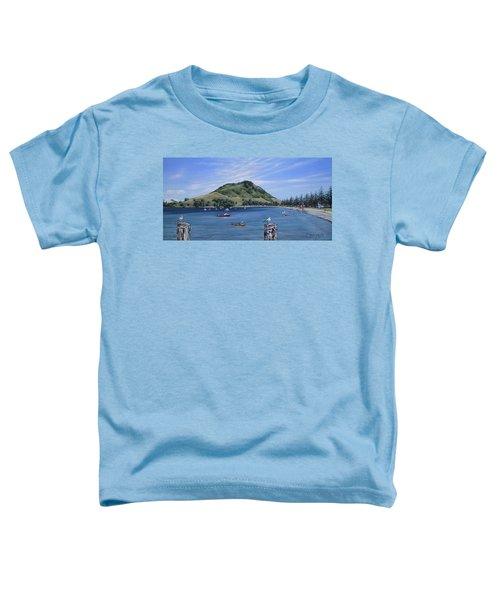 Pilot Bay Mt M 291209 Toddler T-Shirt