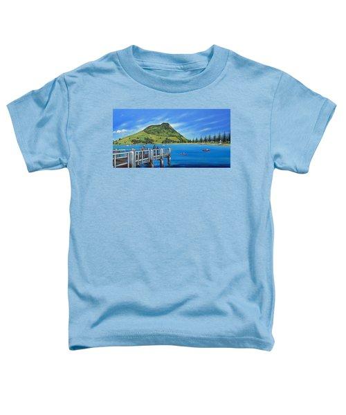 Pilot Bay Mt Maunganui 201214 Toddler T-Shirt