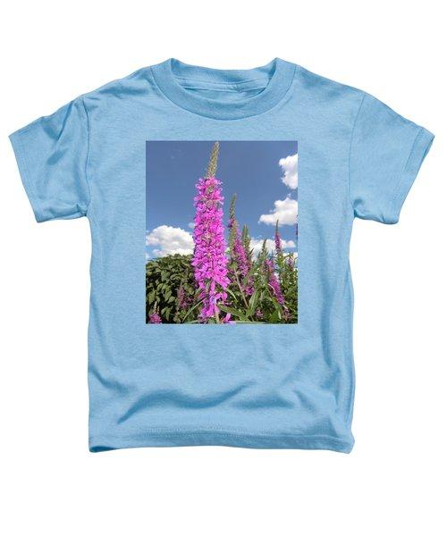 Pink Brilliance Toddler T-Shirt