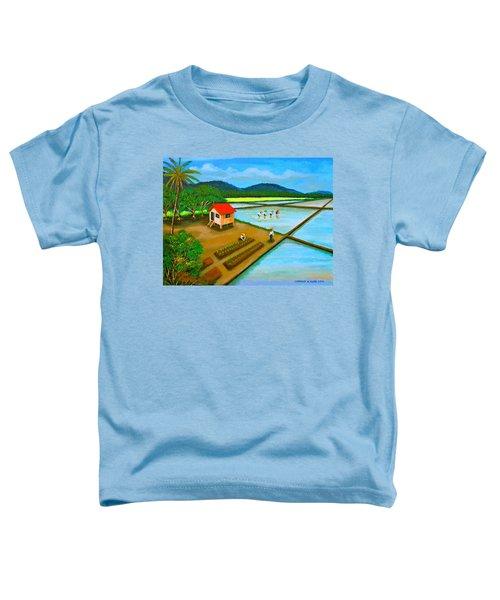 Planting Season Toddler T-Shirt