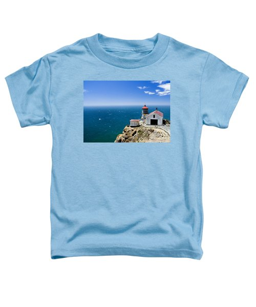 Point Reyes Lighthouse California Toddler T-Shirt