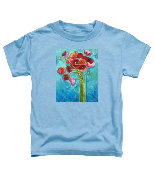 Poppies Toddler T-Shirt