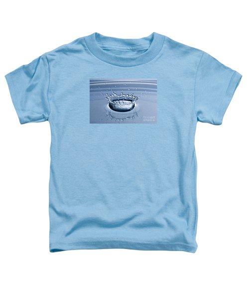 Pure Water Splash Toddler T-Shirt