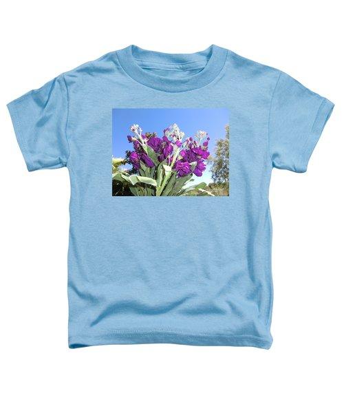 Purple Glow Toddler T-Shirt