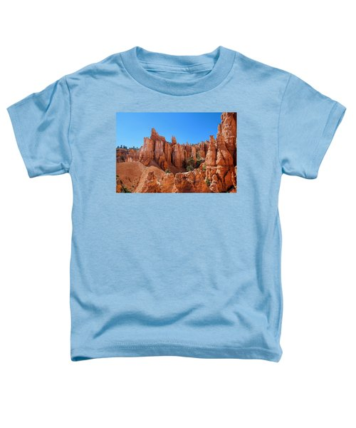 Queens Garden Window Toddler T-Shirt