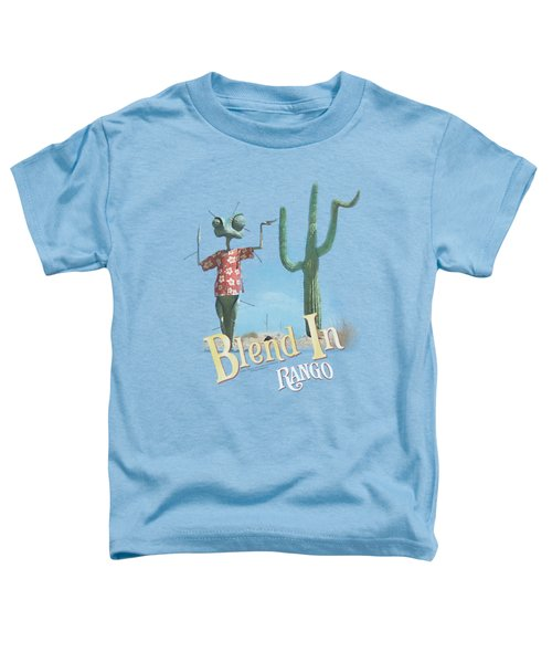 Rango - Blend In Toddler T-Shirt