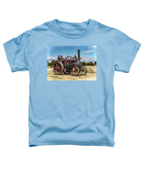 Ransomes Steam Engine Toddler T-Shirt