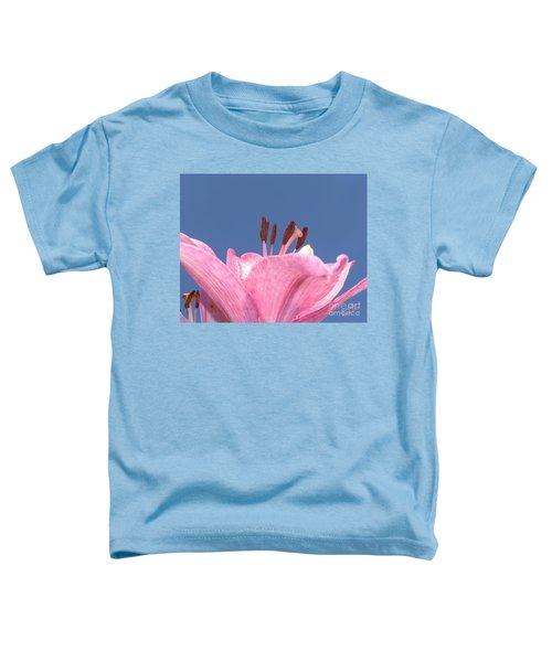 Reach For The Sky - Signed Toddler T-Shirt